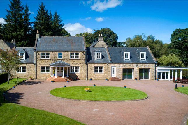 Thumbnail Detached house for sale in Lochview, Bardowie, Milngavie, Glasgow