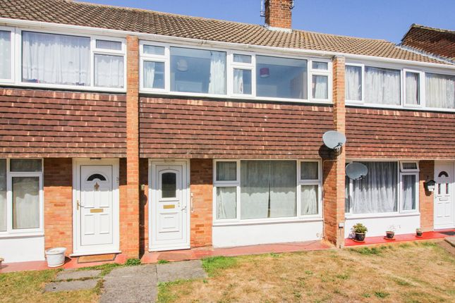 Thumbnail Terraced house to rent in Rhodaus Close, Canterbury