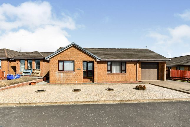 2 bed detached bungalow for sale in Hazeldene Park, Kilwinning KA13