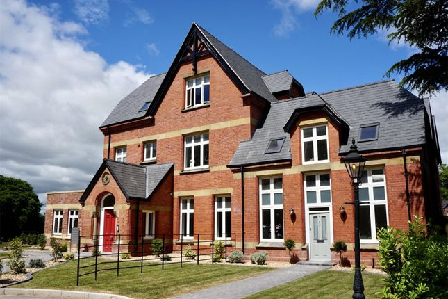 Thumbnail Flat for sale in 6 The Manor House, The Beeches, Malpas, Cheshire