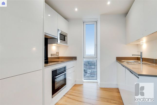Kitchen of Sky View Tower, 12 High Street, London E15
