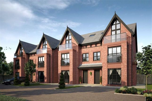 Thumbnail Semi-detached house for sale in The Hollies, Palatine Road, West Didsbury, Manchester