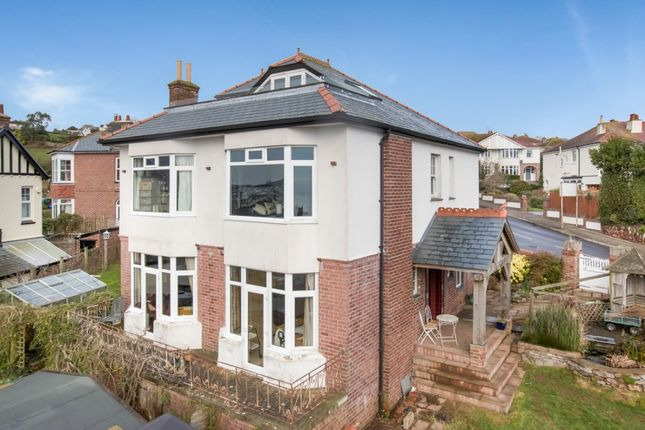 Thumbnail Detached house for sale in Upper Headland Park Road Preston Paignton, Torquay
