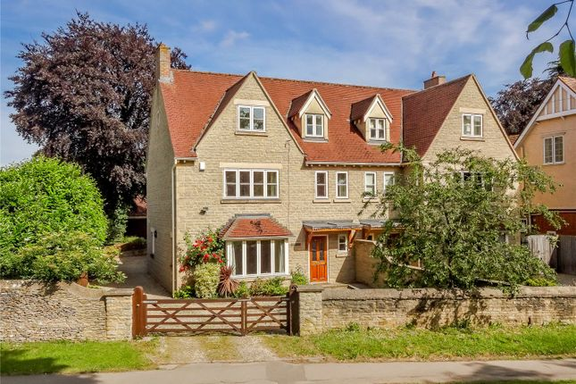 Thumbnail Semi-detached house for sale in Woodstock Road, Witney, Oxfordshire