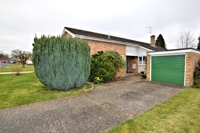 3 bed detached bungalow for sale in Bellmere Way, Saham Toney, Thetford