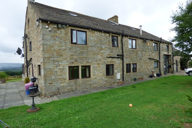 Thumbnail Barn conversion for sale in Granville Street, Briercliffe, Burnley