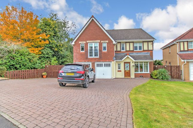 Thumbnail Detached house for sale in Murieston Valley, Murieston, Livingston