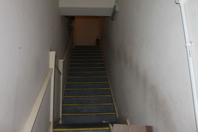 Stair Well of Church Street, Rugby CV21