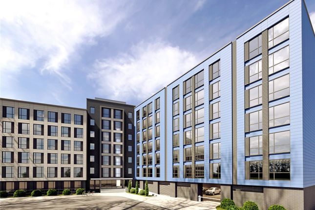 Thumbnail Flat for sale in Fabrick, Warren Road, Cheadle Hulme, Cheshire, Greater Manchester