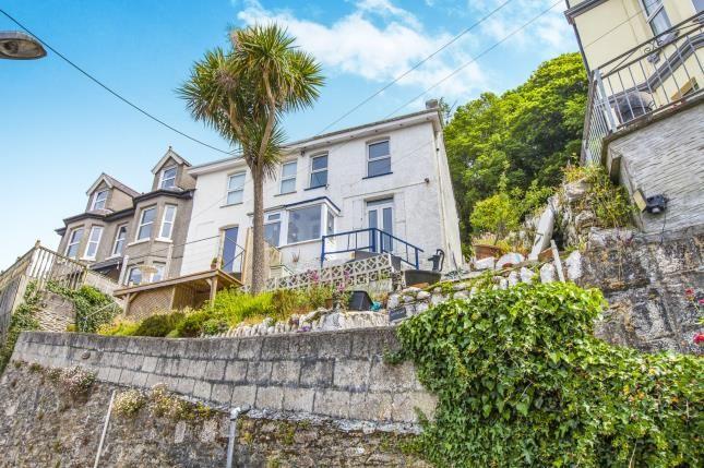 Thumbnail End terrace house for sale in Shutta Road, Looe, Cornwall