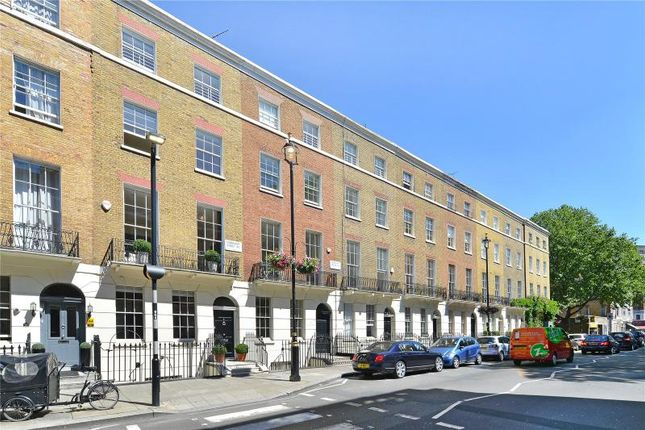 Thumbnail Terraced house for sale in Connaught Street, Hyde Park
