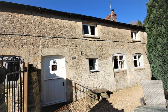 2 bed end terrace house for sale in Brookside Cottage, Shipton Oliffe, Cheltenham GL54