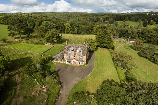 Thumbnail Country house for sale in Hollies House, Riding Mill, Northumberland