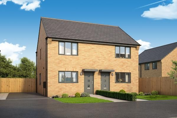 "Thumbnail Property for sale in ""The Halstead At Alexandra Gardens, Hull"" at Southcoates Lane, Hull"