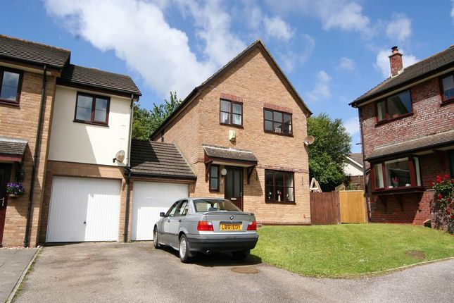 Thumbnail Detached house for sale in Evea Close, Truro, Cornwall