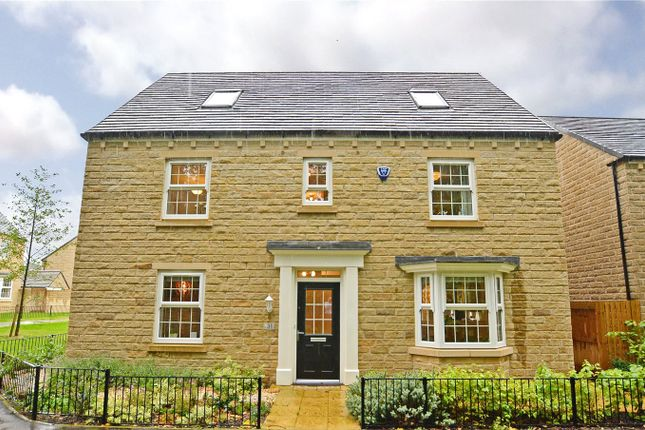 Thumbnail Detached house for sale in Riverside Walk, Otley, West Yorkshire