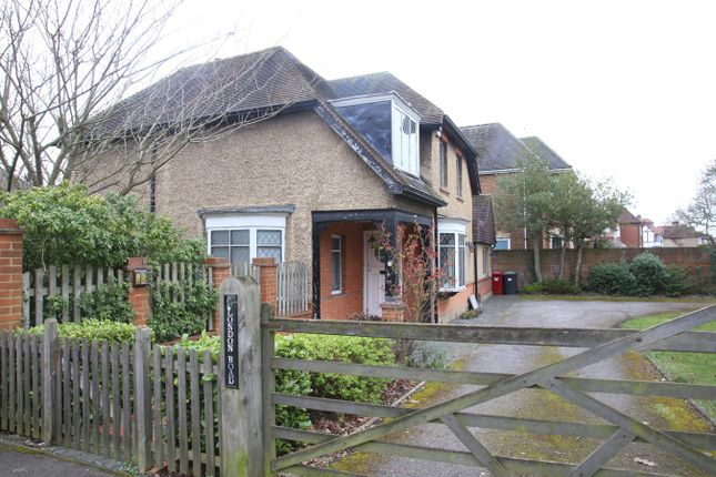 Thumbnail Detached house for sale in London Road, Langley