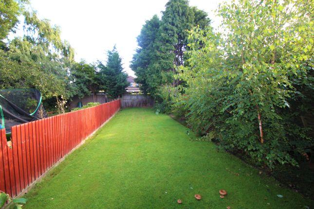Rear Garden of Burnham Road, Coventry CV3