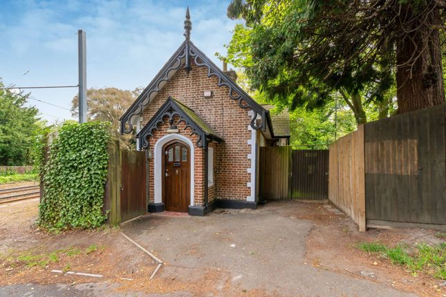 Thumbnail Bungalow for sale in Coombe Road, Coombe Wood, Croydon