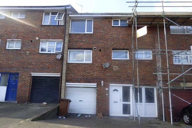 Thumbnail Terraced house to rent in Ordnance Street, Chatham