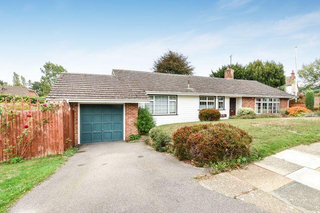 Thumbnail Detached bungalow for sale in Plantation Way, Storrington
