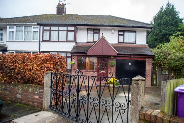 Thumbnail Semi-detached house for sale in Beech Lawn, Cressington, Liverpool