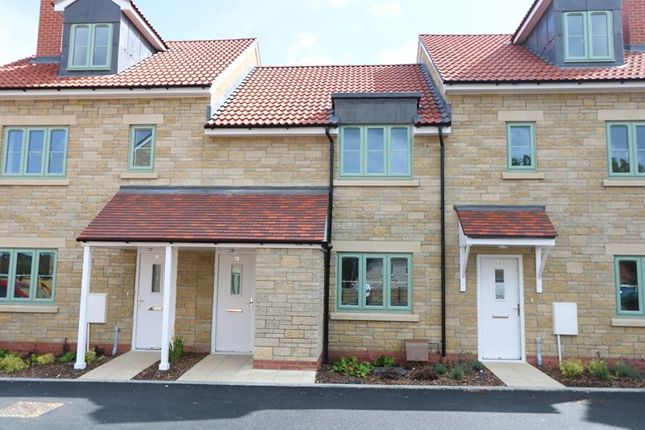 Thumbnail Terraced house for sale in Herbert Gardens, Farmborough, Bath