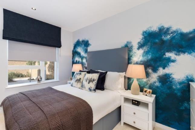 Bedroom 2 of The Quadrangle, High Street, Hornsey N8