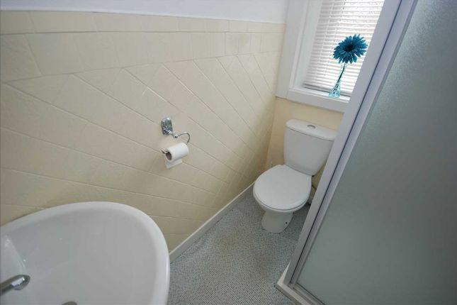 Shower Room of Sinclair Street, Stevenston KA20