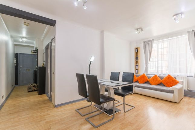 Thumbnail Flat to rent in St. Petersburgh Place, London