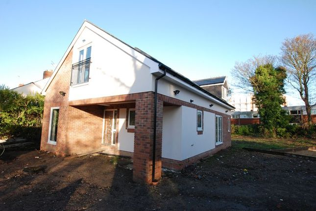 Thumbnail Detached house for sale in Pine Avenue, Fawdon, Newcastle Upon Tyne