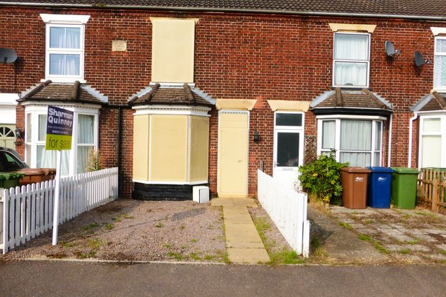 Thumbnail Terraced house for sale in Norwood Road, March