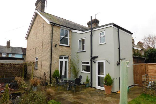4 bed end terrace house for sale in Bridge Street, Stowmarket