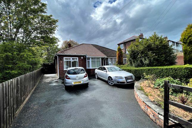 Thumbnail Semi-detached bungalow for sale in Cromwell Road, Preston, Lancashire