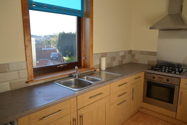 Thumbnail Flat to rent in Almond Street, Grangemouth