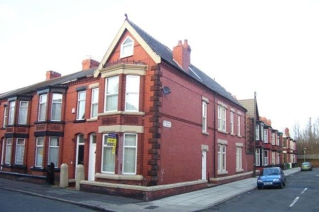 Thumbnail Property to rent in Garmoyle Road, Wavertree, Liverpool
