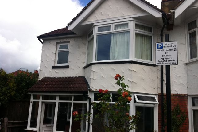 Thumbnail Property to rent in Merton Road, Highfield, Southampton