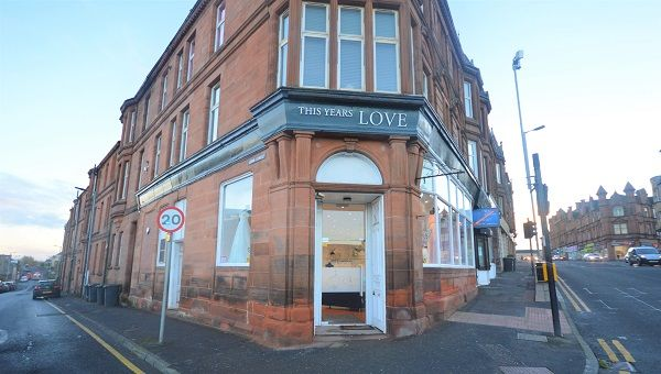 Thumbnail Retail premises for sale in Quarry Street, Hamilton