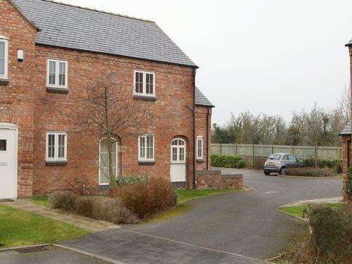 Thumbnail Semi-detached house to rent in Llys Y Faenol, Hawarden, Deeside