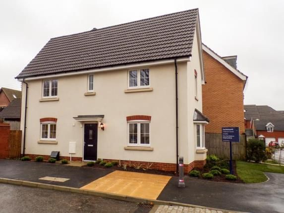 Thumbnail Detached house for sale in Cedars Park, Stowmarket, Suffolk