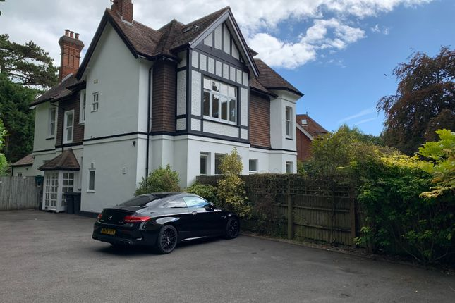 Thumbnail Flat for sale in West Overcliff Drive, Westbourne, Bournemouth