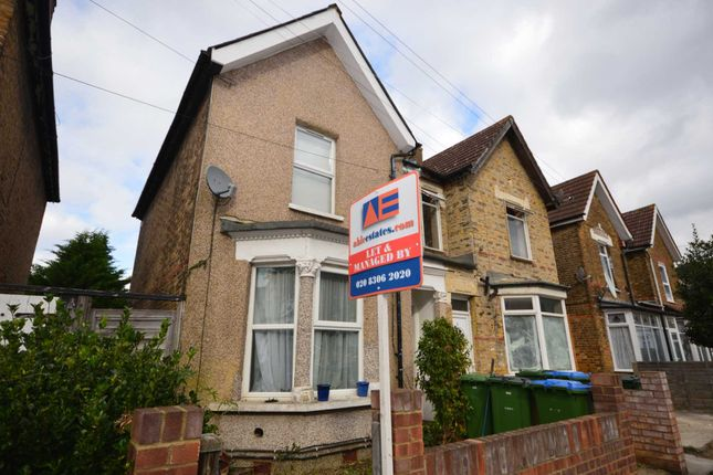 Thumbnail Flat to rent in Abbey Grove, London