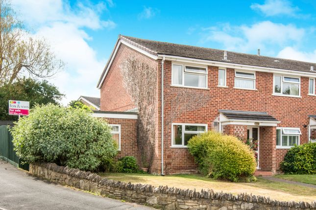 3 bed end terrace house for sale in Meon Crescent, Chandlers Ford, Eastleigh