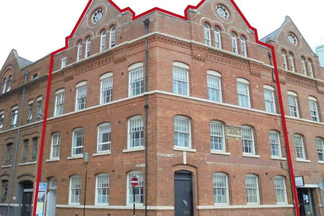 Thumbnail Block of flats for sale in Building, 19 Newarke Street, City Centre, Leicester