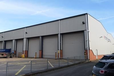 Light industrial to let in Part Main Workshop/Warehouse, Selecta Avenue, Off Shady Lane, Great Barr, Birmingham