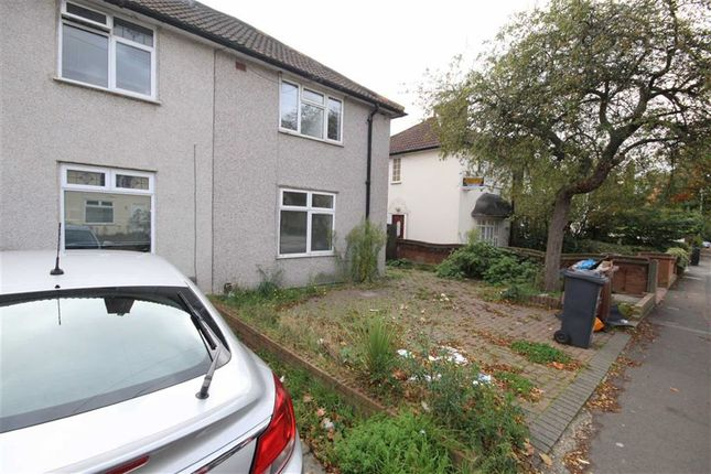 Thumbnail End terrace house to rent in Harold Road, Dagenham, Essex