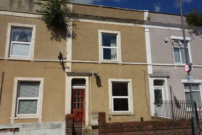 3 bed terraced house for sale in Clark Street, Easton, Bristol