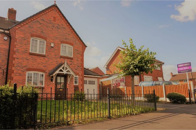 Thumbnail Semi-detached house for sale in Buckland End, Birmingham
