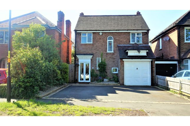 Thumbnail Detached house for sale in Paradise Lane, Birmingham
