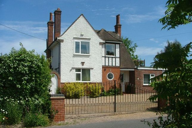 Thumbnail Detached house for sale in Warren Road, Gorleston, Great Yarmouth